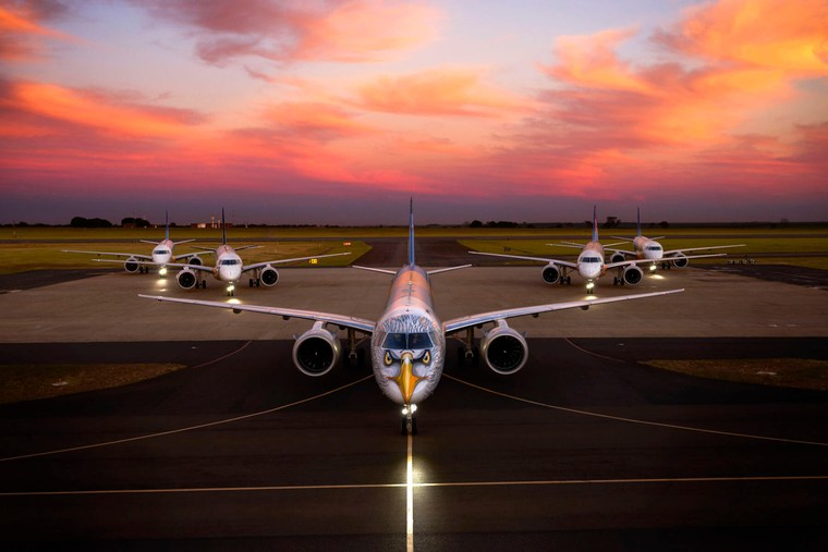 Família E-Jet E2 da Embraer
