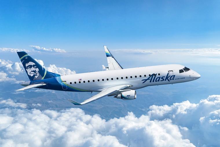 Embraer E175 da Alaska Air