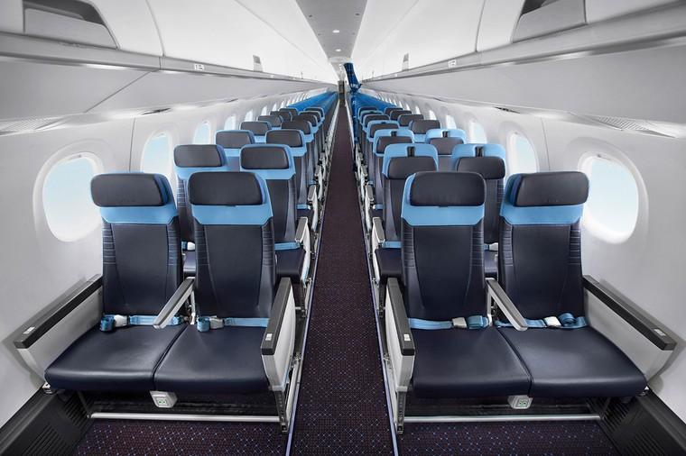 Embraer E195-E2 da KLM