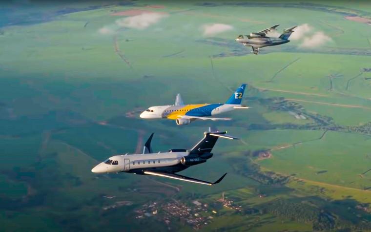 Embraer pode anunciar em breve parceria em novo projeto · AERO Magazine