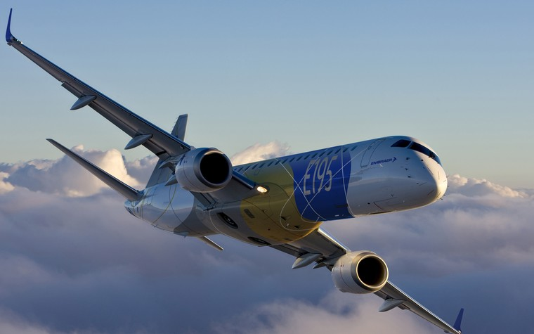 Joint Venture Boeing e Embraer