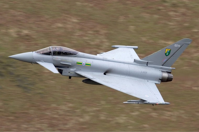 Eurofighter da RAF