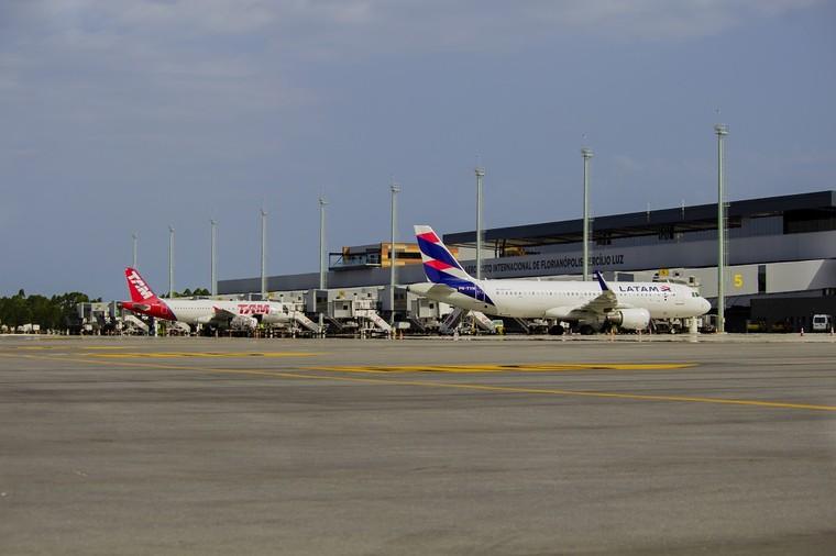 Aeroporto de Florianopolis
