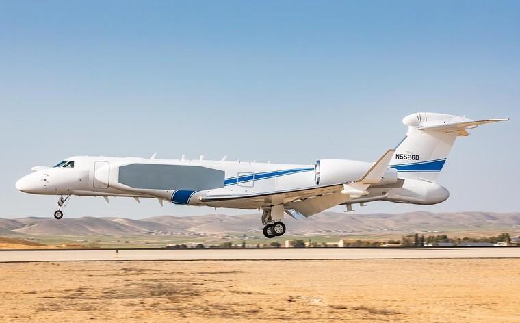 Gulfstream G550 Oron da Força Aérea de Israel