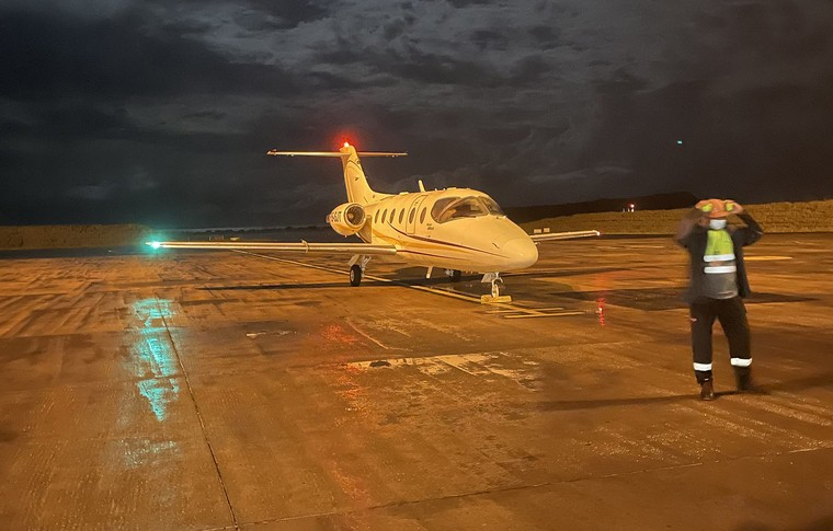 Hawker 400 da Solojet