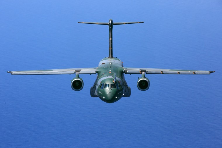 KC-390 da FAB