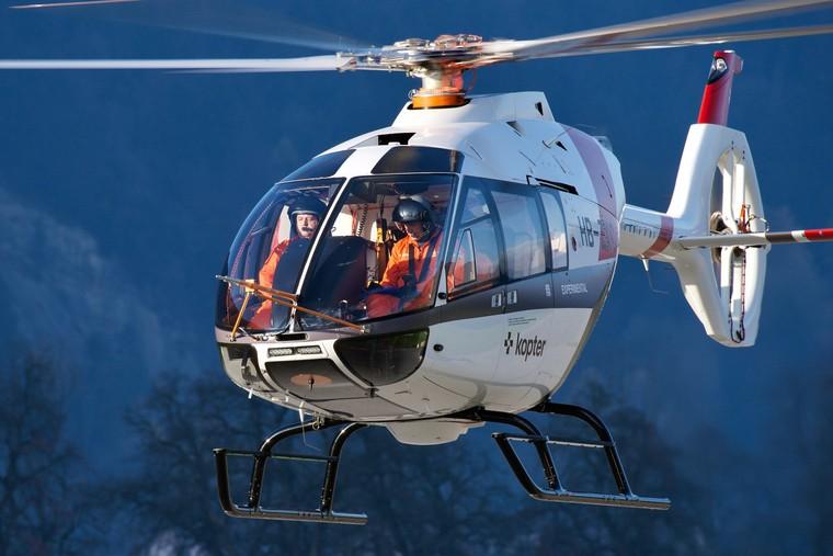 Novo helicóptero AW09