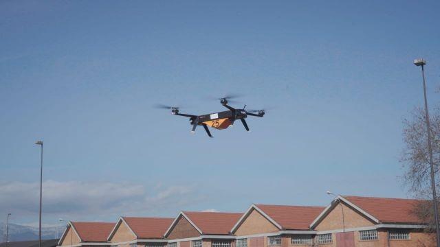 Drone da leonardo