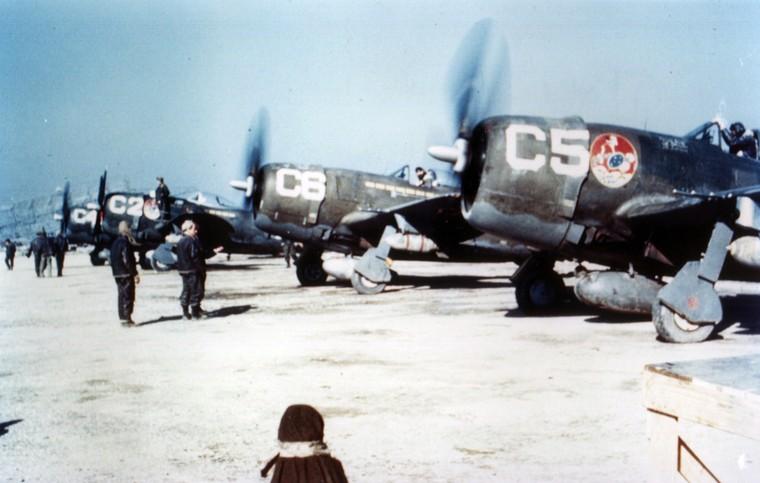 P-47 da FAB na campanha da Itália