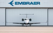 O avião executivo mais entregue do mundo é da Embraer