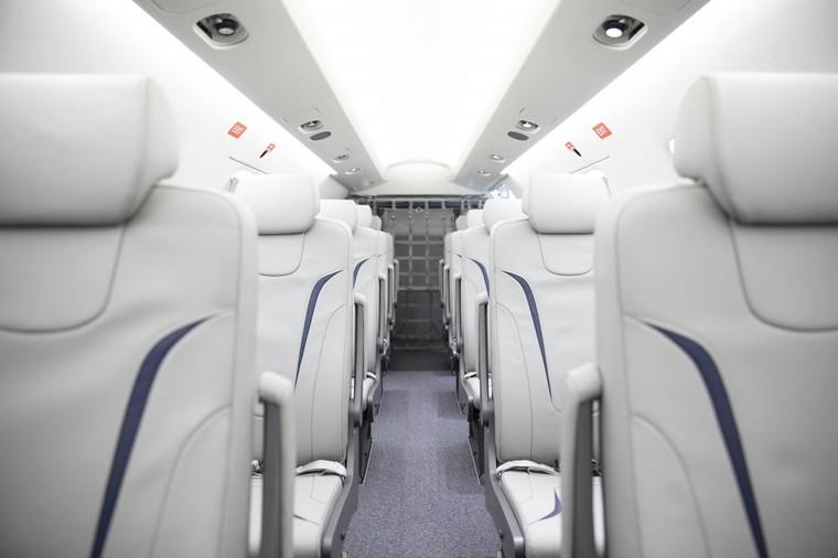 Pilatus PC-24 com 10 assentos
