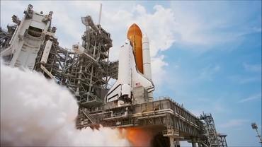 Lançamento Ônibus Espacial