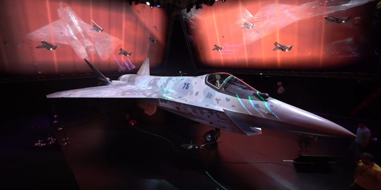 Futuro caça da Sukhoi