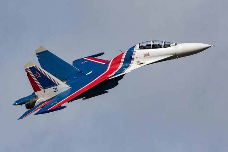 Russia Knights Su-35S