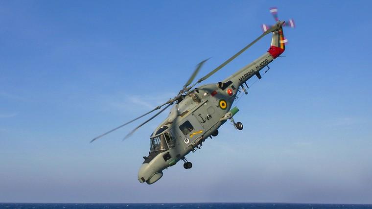 Leonardo Super Lynx da Marinha do Brasil