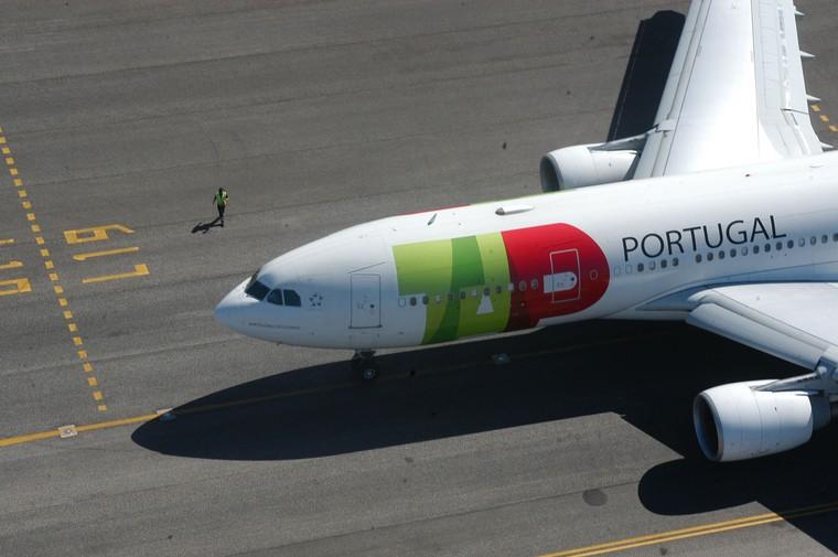Airbus da TAP Air Portugal