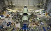 O novo Beluga XL da Airbus toma forma