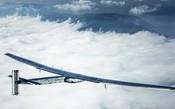 Aeronave movida à energia solar
