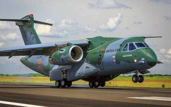 Conheça o KC-390, o novo rival do Hercules
