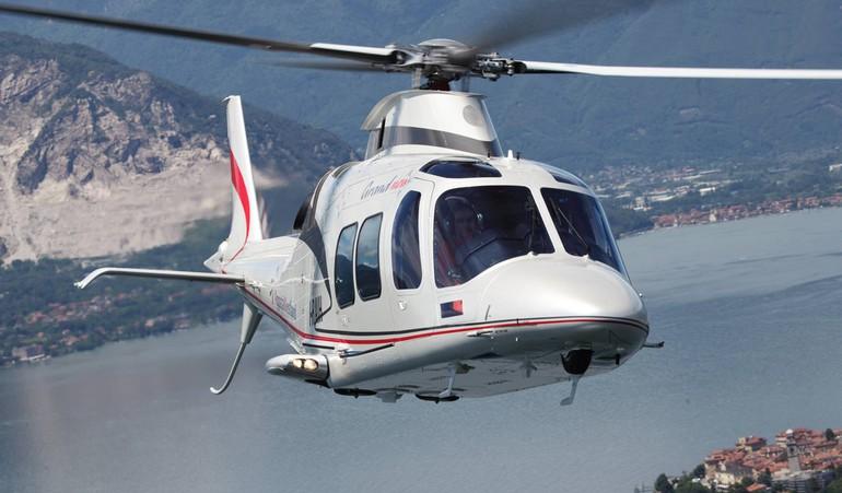 Agusta Westland AW109 Grand New