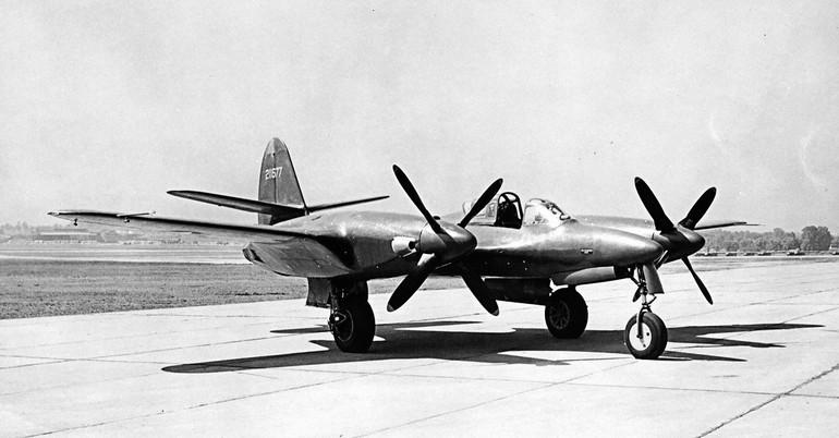 McDonnell XP-67 Bat
