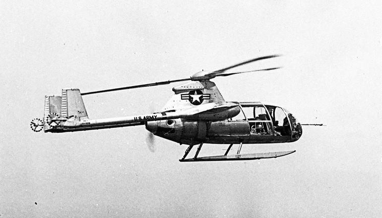 McDonnell XV-1 Convertiplane