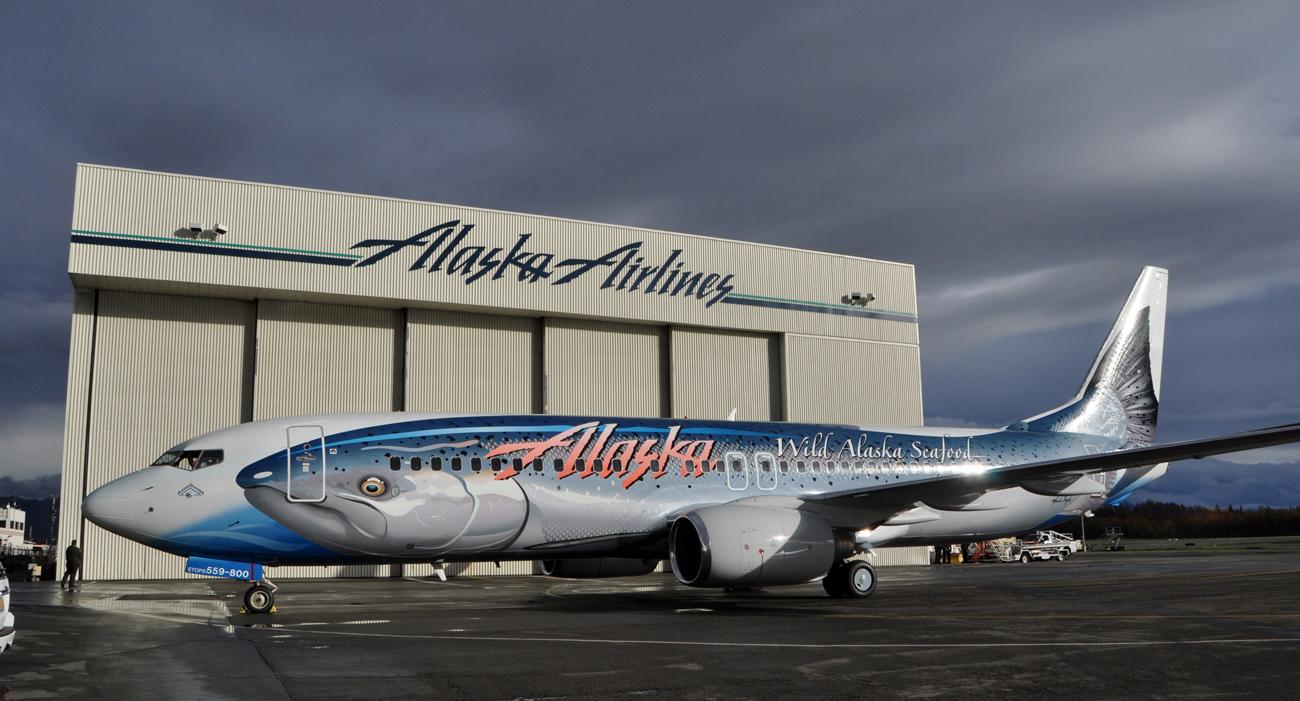 [Internacional] O dia em que um salmão colidiu com um Boeing 737 Salmon-thirty-salmon