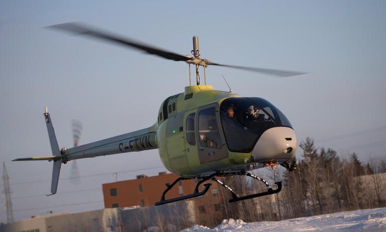 Bell Jet Ranger X