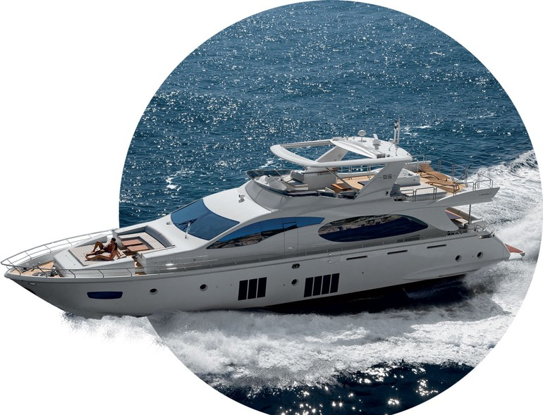 Azimut 88 da Yacht Collection