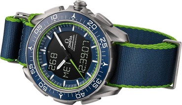 Speedmaster Skywalker X-33 Solar Impulse