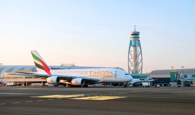 Aeroporto de Dubai
