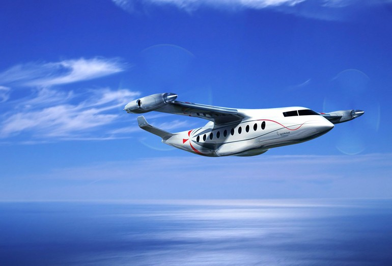 Tiltrotor Civil Next Generation