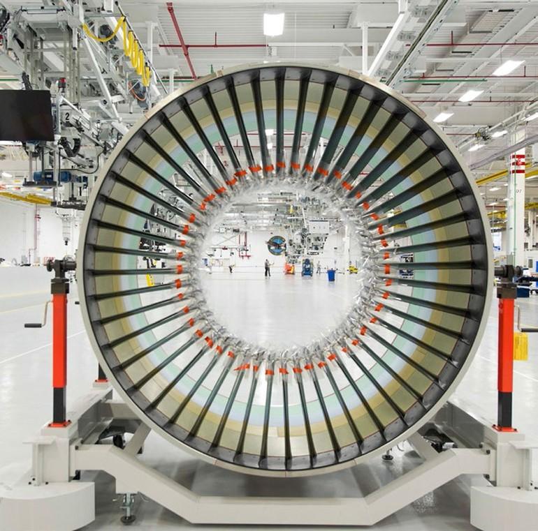 motor Pratt & Whitney PurePower com tecnologia geared turbofan