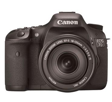 Canon EOS 7D 18.0