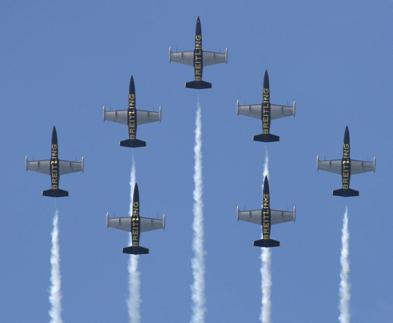 Brietling Jet Team