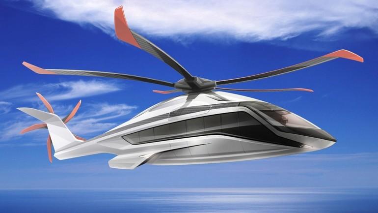 Airbus helicóptero conceito X6