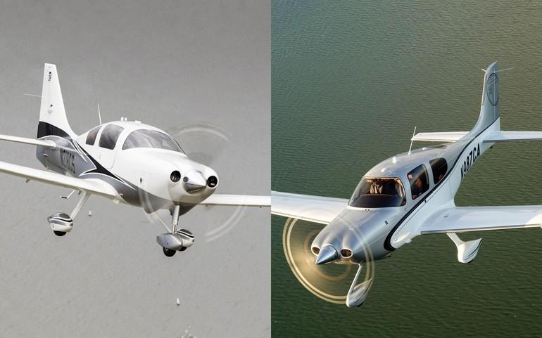 Cessna TTx X Cirrus SR22T