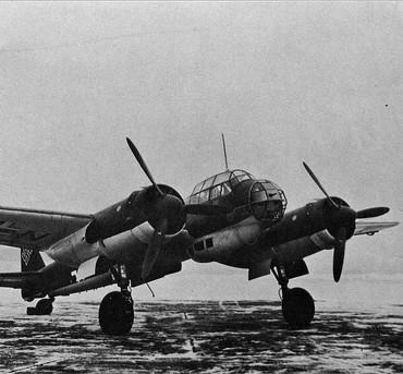 JUNKERS JU-88 MISTEL