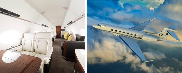 Gulfstream G500 e G600