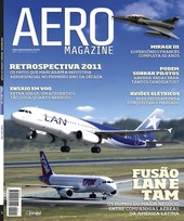 Capa Revista AERO Magazine 211 - Titulo
