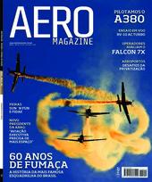 Capa Revista AERO Magazine 215 - Titulo