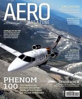 Capa Revista AERO Magazine 216 - Titulo