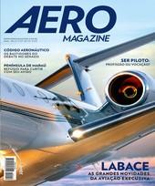 Capa Revista AERO Magazine 219 - Titulo