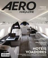 Capa Revista AERO Magazine 220 - Titulo