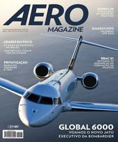 Capa Revista AERO Magazine 221 - Titulo