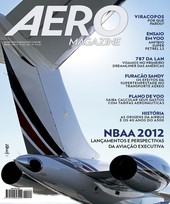Capa Revista AERO Magazine 222 - Titulo