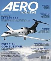 Capa Revista AERO Magazine 224 - Titulo