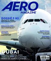 Capa Revista AERO Magazine 225 - Titulo