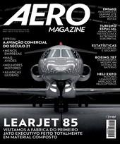 Capa Revista AERO Magazine 226 - Titulo