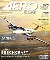 Capa Revista AERO Magazine 227 - Titulo